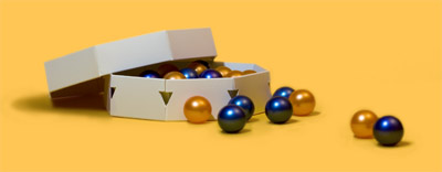 Foto: TwistBox with magic spheres